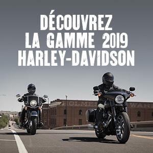Découvrez la gamme Harley-Davidson